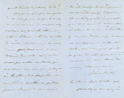 * Louise BERTIN (1805-1877) compositrice....