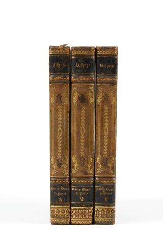 * HUGO (Victor). Œuvres de Victor Hugo. Romans....