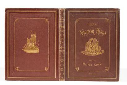 * CHENAY (Paul). Dessins de Victor Hugo....