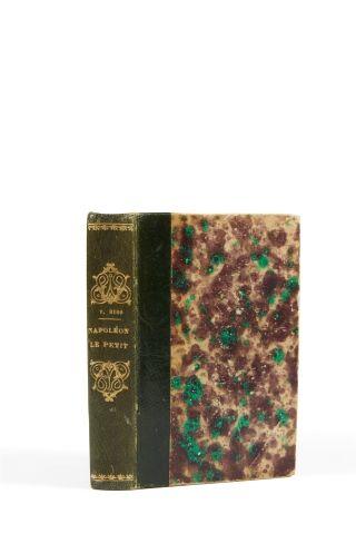 * HUGO (Victor). Napoléon le petit. Londres, Jeffs, 1852, in-12, 379 pp. demi-rel....