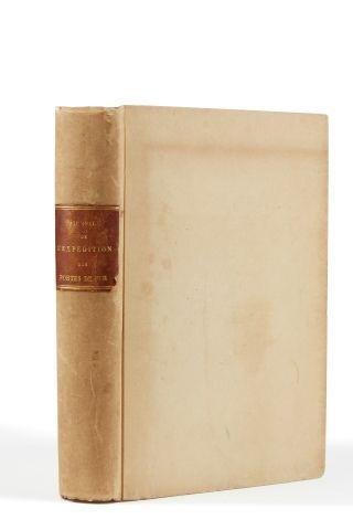 * NODIER (Charles). Journal de l'expédition...