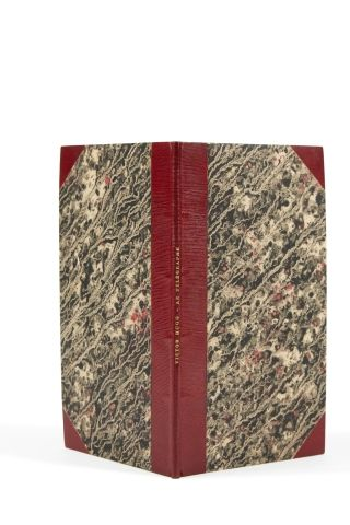 * HUGO (Victor). Le télégraphe. Satire. Paris, Delaunay, Dentu, Petit, 1819, in-8,...