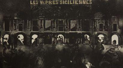 * David SCHORR (1947-2018)  Les Vêpres Silencieuses...