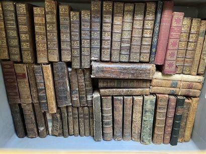 MANNETTE de livres reliés