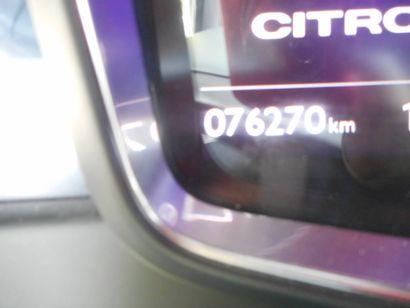 VP CITROEN DS5 CI de couleur Grise  Carburant : GH  Puissance Administrative : 8...