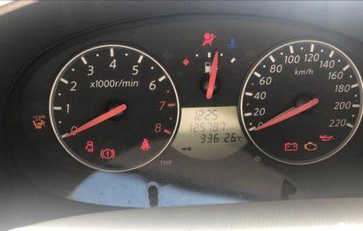 VP NISSAN MICRA CI  Carburant : ES  Puissance Administrative : 5 CV  Kilomètres...