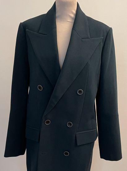 NECESSITY SENSE  Long manteau d'homme en...