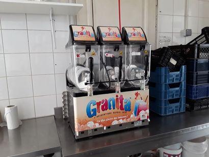 * Machine GRANITA  Modèle : GB-330 TS-E