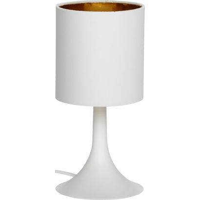 4 x Lampe de chevet banche  Prix public : 40 €  Frais de port : 8 €