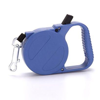 20 xLaisse 3m pour chien rétractable bleue...