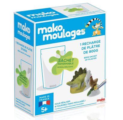 10 xMako Moulages 39004 Recharge de plâtre...