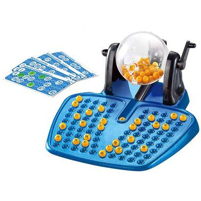 2 xJeu de societe Bingo loto Bleu avec distributeur...