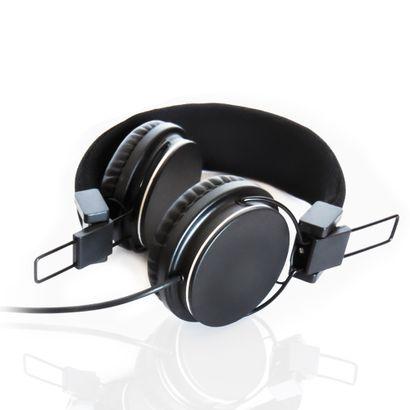 100 xCasque audio stéréo - Noir Jedel - JD-808...