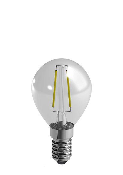 100 xAmpoule Duracell LED E14 25W Mini Globe...