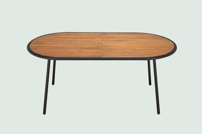1 x Table d'extérieur  180x75x90cm  Prix...