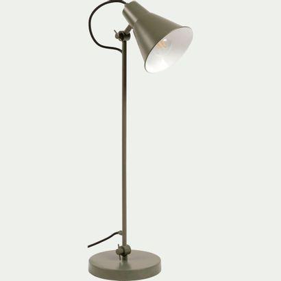 1 x Lampe à poser BEYA Vert cèdre H65cm Alinéa...