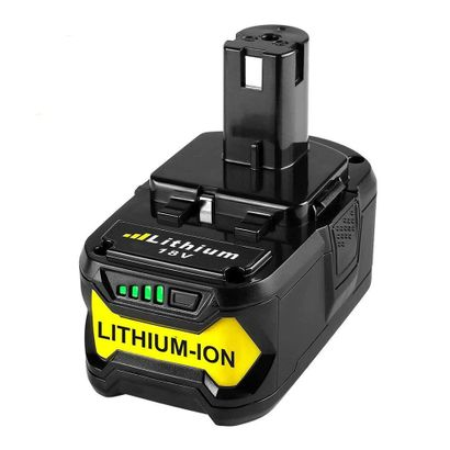 2 xBatterie 18V 5,0Ah Compatible Ryobi One+...