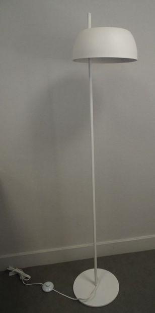 2 x Lampadaire Blanc nougat H146,5cm L30cm...