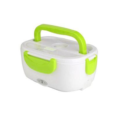 1 xGreen - Lunch box with mains plug + cigar...