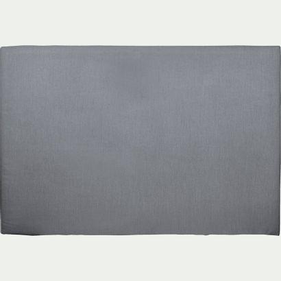 1 x Housse pour tête de lit Topaze Gris restanque L160 cm Alinéa  Prix public :...