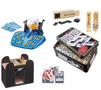 1 xCoffret de jeux comprenant des cartes...