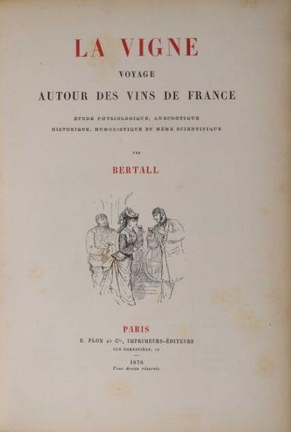 * BERTALL (pseud. d'Albert d'ARNOUX). La...