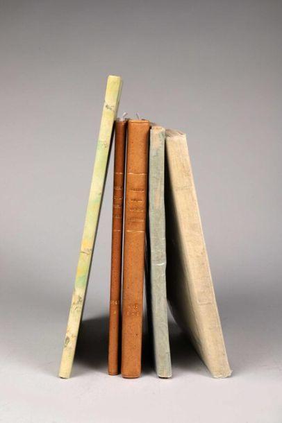 * [Anjou]. Ensemble de publications : - BULLETIN...