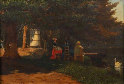Frances Flora PALMER (1812-1876).