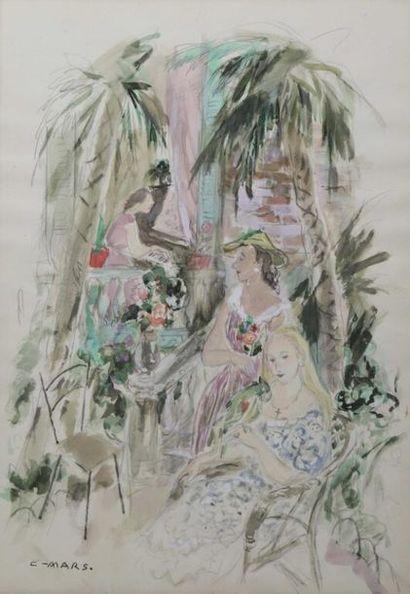 Ethel MARS (1876-1956).