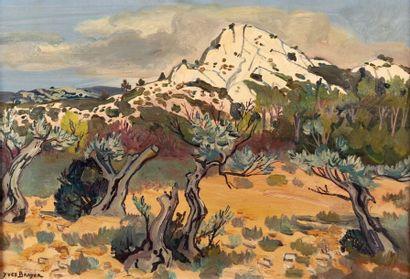 Yves BRAYER (1907-1990).