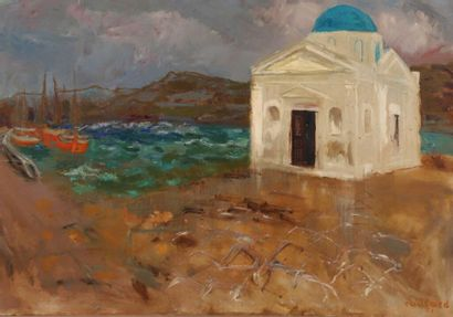 Christian CAILLARD (1899-1985).
