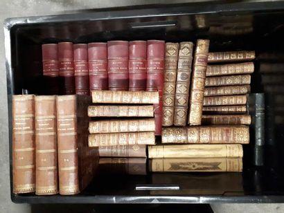 Lot de volumes reliés dont : Histoire de...