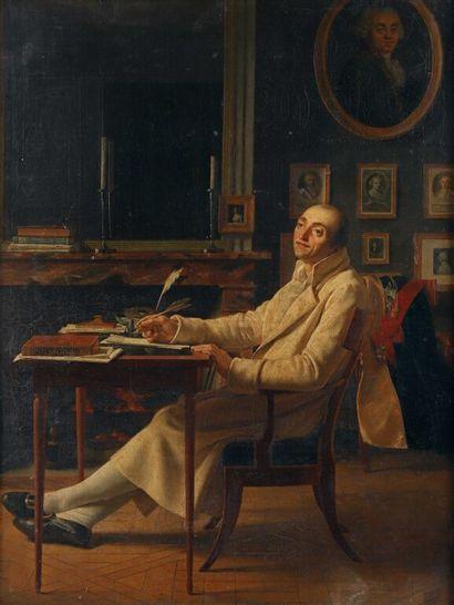 Jean-François GARNERAY (Paris 1755 - Auteuil 1837).