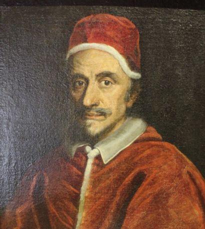 École ROMAINE du XVIIe siècle, suiveur de...