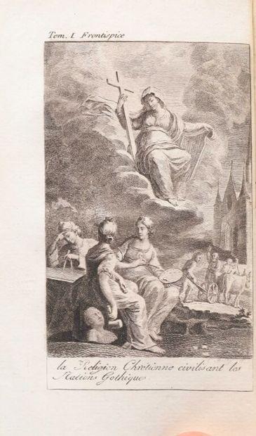 * CHATEAUBRIAND (Fr.-A.) Génie du Christianisme...