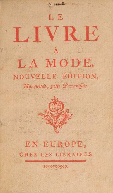 [CARACCIOLI (Louis-Antoine de)]. Le livre...