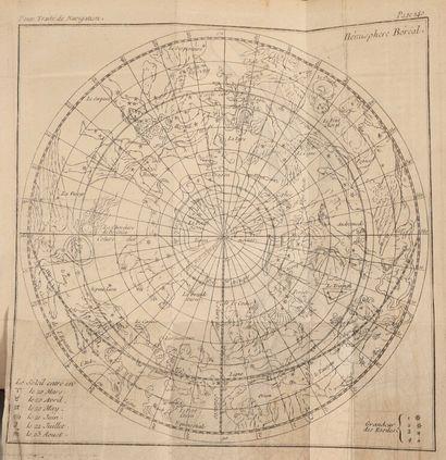 BOUGUER (Pierre). Nouveau traité de navigation...
