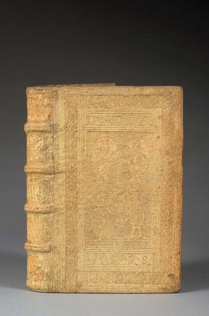 [Livre du XVIe siècle]. ARISTOTE. Ethikon...