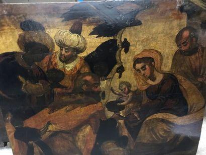 École d'Europe centrale du XVIIIe siècle....