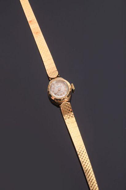 FLAMOZ. Petite montre bracelet de dame en...