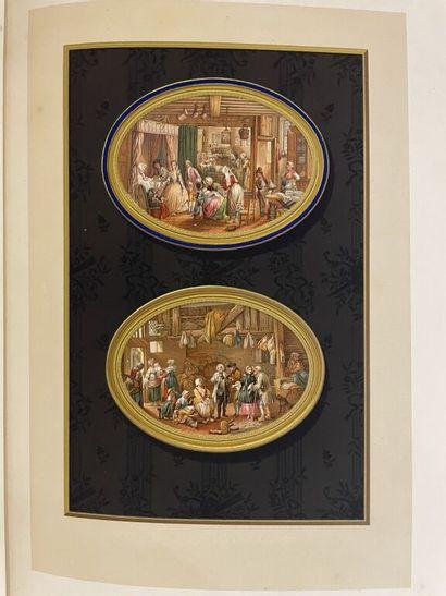 LACROIX (Paul). XVIIIme siècle. Lettres,...