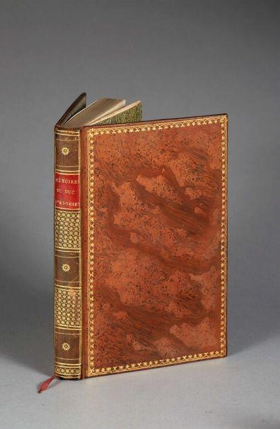 BOUDARD (André). Mémoires, lettres et pièces authentiques touchant la vie et la...