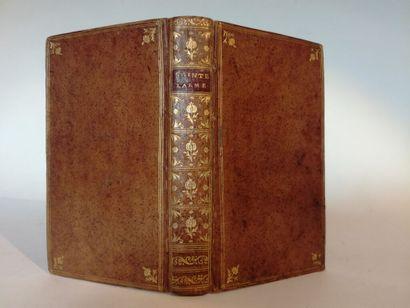 THIERS (Jean-Baptiste). Dissertation sur...