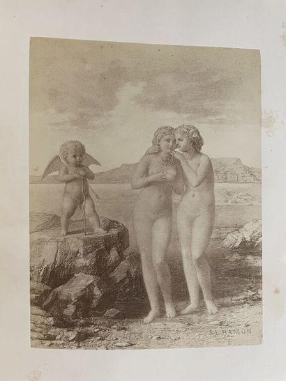 UZANNE (Octave). La Gazette de Cythère. Paris,...