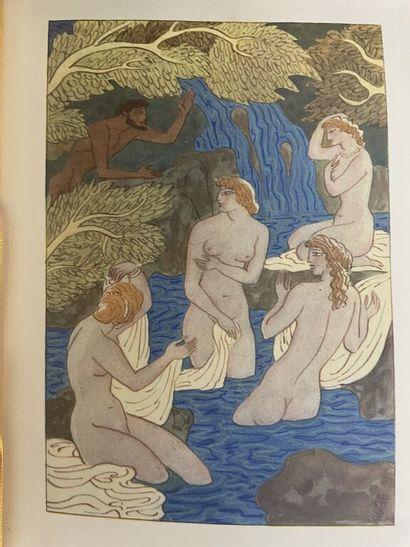 BENITO. HOMÈRE. L'Iliade. L'Odyssée. Paris,...