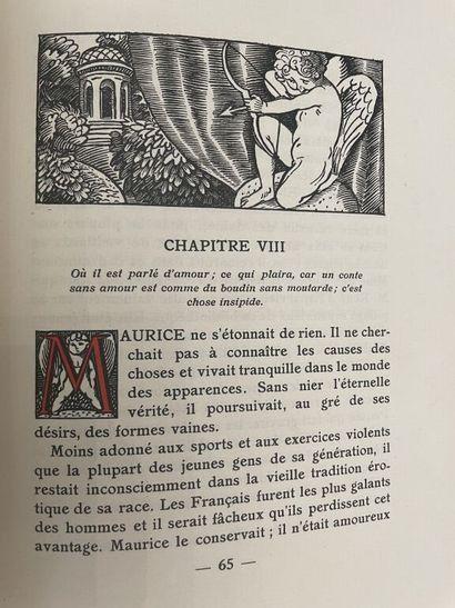 SIMÉON. FRANCE (Anatole). La révolte des...