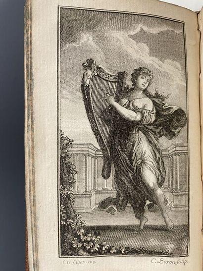 [Almanach]. ÉTAT ACTUEL de la musique du roi, et des trois spectacles de Paris....