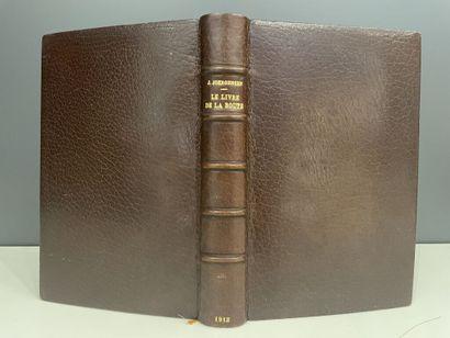 JOERGENSEN (Johannes). Le livre de la route....