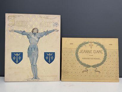 BOUTET DE MONVEL (Maurice). Jeanne d'Arc....