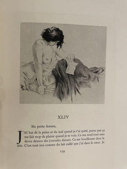GUILBERT. GONCOURT (Edmond de). La Fille...